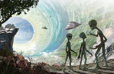 Extra-Terrestrials