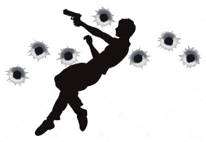 Shooting Clipart